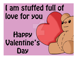 Valentine's Day card 7 by drslater