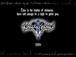 Simple and Clean -- KH2 by angel1573