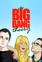 The Big Bang Theory by chiQs09