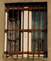 broken window by MarlenaLphotography
