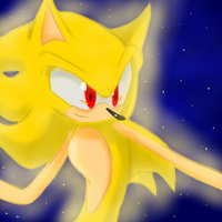 Super Sonic by Miha85
