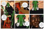 Tala of Mars page 4 / SideReal page 21 by Spearhafoc