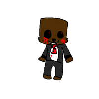 InsaneAsfJerome Doll by spottedtail223