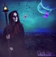 Eternity is Set in Her Eyes by ceciliay