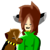 You mah puppie .Request. by MelThePika