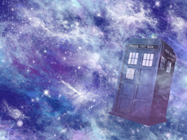 T.A.R.D.I.S. (DOCTOR WHO) by bibiwo