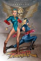 Twins of Shadaloo by Culterano7