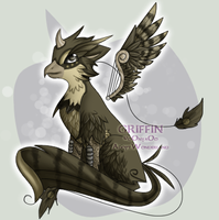 Darkana-D Griffin by Avastamps
