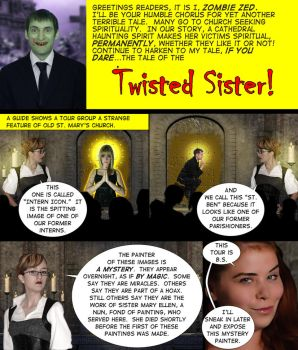Twisted Sister, Page 1 by chainedknee