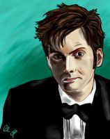 The Doctor Black Tie by Lovelyruthie
