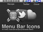 Menu Bar Icon Replacements by alexkaessner