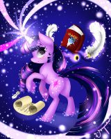Twilight Sparkle by VardasTouch