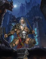 Barbarian: last stand by strngbroda