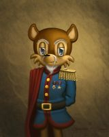 General Armand D'Coolette by PurpleCupcakes