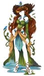 Mother Nature coustume design..thing by shadowart-ist