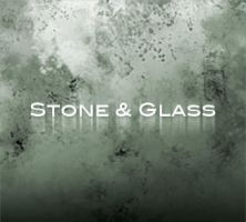 Stone - Glass by nokari