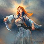 Age of Champions Heroine Sep 2012 by anotherdamian