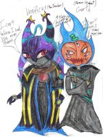 Student and Teahcer mutual dislike by werecatkid17