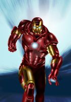 Ironman Blue by valiantonov