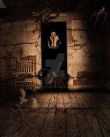 Darkness Beyond the Door by CelticStrm