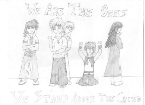 We Are the Ones by gamehawg247