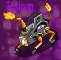 toxican by asimpleparadox