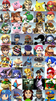 Rumble Roster: Updated 11-11 by RockoTheTaco