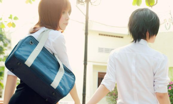 Ao Haru Ride - When the spring come by S-Ronnie