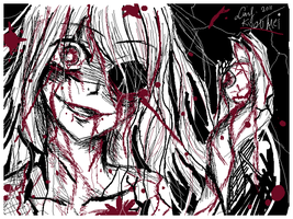 - Bloody Eyes - by Kyoumei