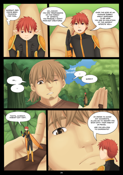 Forest of Tides G/t Page 24 by Ayami6