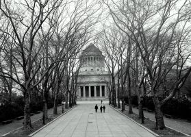 General Grant's Tomb NYC by seabug