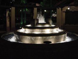 Studios Fountain by AreteStock