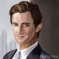 Neal Caffrey  from White Collar by arhumn