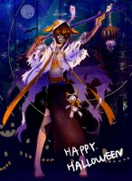 Happy holloween by Giga-v