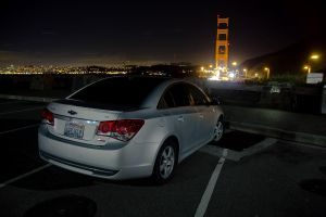 Cruzin the Golden Gate by Doogle510