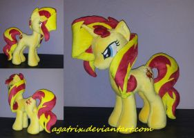 Sunset Shimmer for sale by agatrix