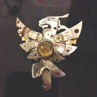 Steampunk League of Legends Iron Solari by hkdsass