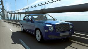 2010 Bentley Mulsanne by melkorius