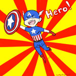 CAPTAIN AMERICAAAA by IcySky