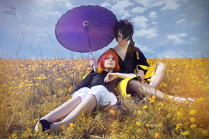 Gintama by YuuGray