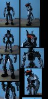 bionicle: mo-do +arkti update by CASETHEFACE