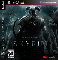 The Elder Scrolls V: Skyrim by MattBizzle2k10