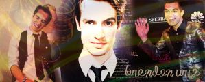 Brendon Urie Banner by catherinegemma