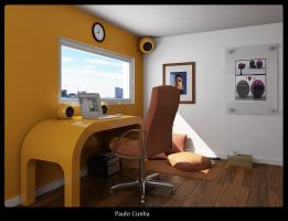 Lifestyle_office by ptcunha