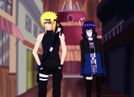 NaruHina - Are you Cold? by ThePurpleKitsune