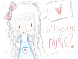 will you be mine by AmbitiousxStyle