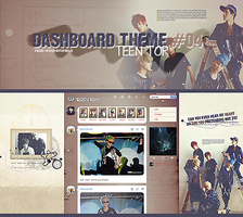 Tumblr Dash 04 -TEEN TOP- by Min-Jung