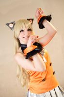 SeeU nyan by Saru-Cosplay