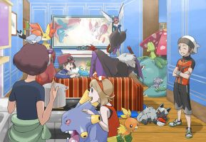 Home| Pokemon XY OmegaRuby and AlphaSaphire