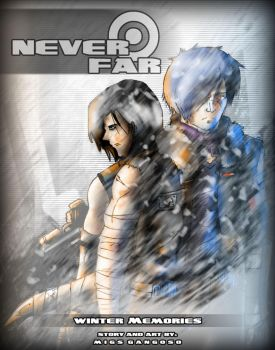 NeverFar issue1.0 by pixelsoverpencil